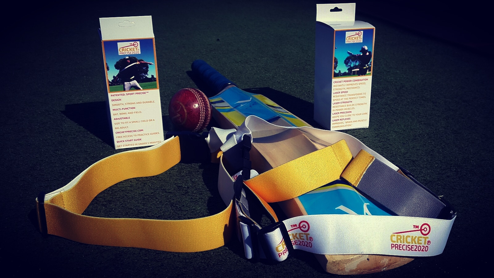 Cricket Precise Power Training Aids