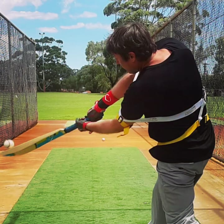 Cricket Batting Trainer Power Mechanics