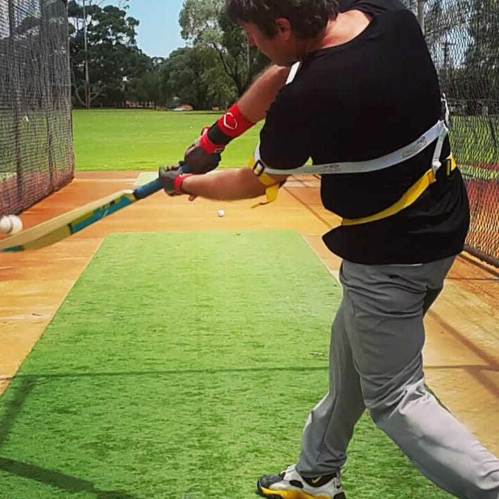 Cricket Batting Trainer Power Mechanics