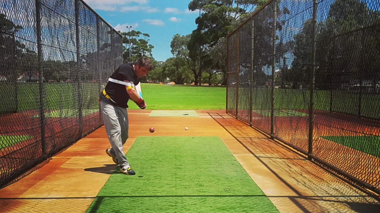 Cricket Batting Training Aid