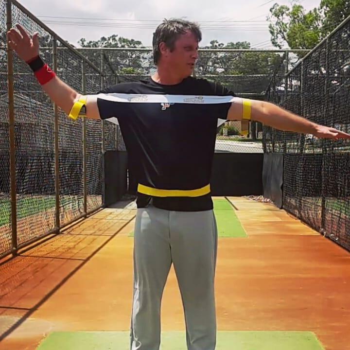 Cricket Precise Power Trainer Batting Bowling Fielding