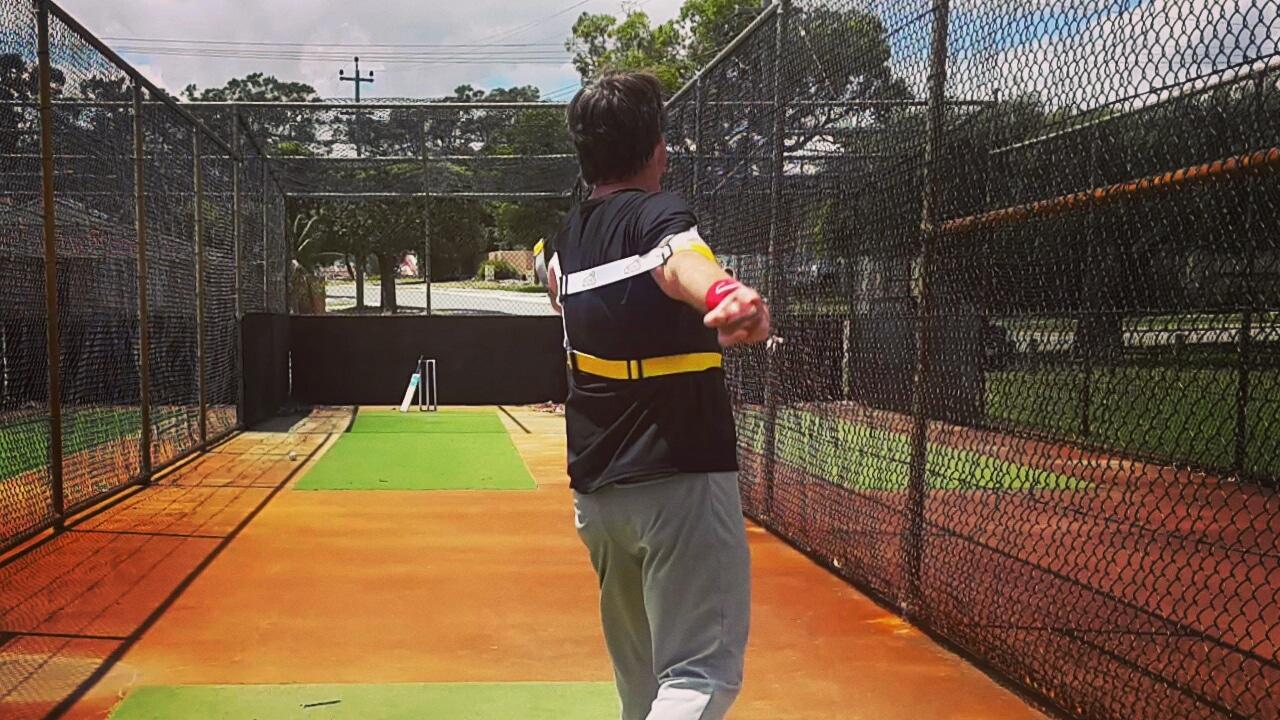 Cricket Fast Bowling Power Speed Traner