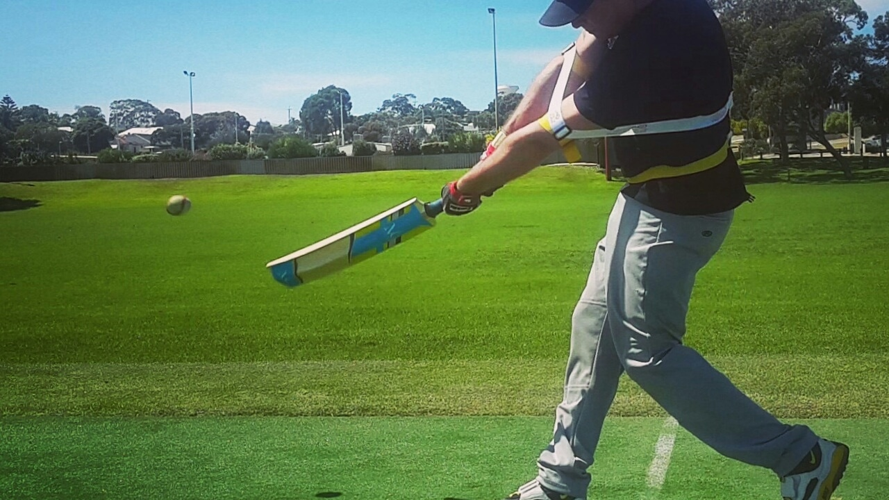 Cricket Batting Trainer Power