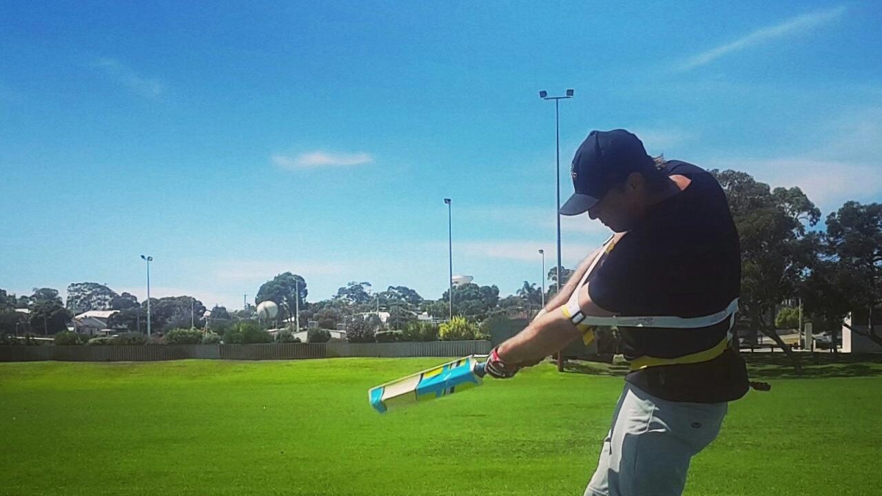 Cricket Batting Trainer Power