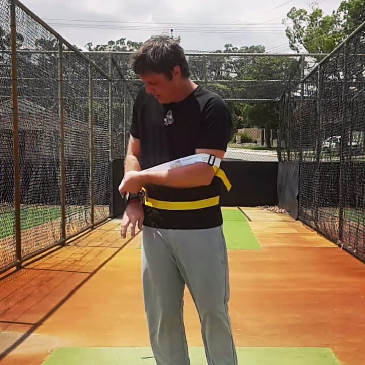 Cricket Precise Power Trainer Batting Bowling Fielding