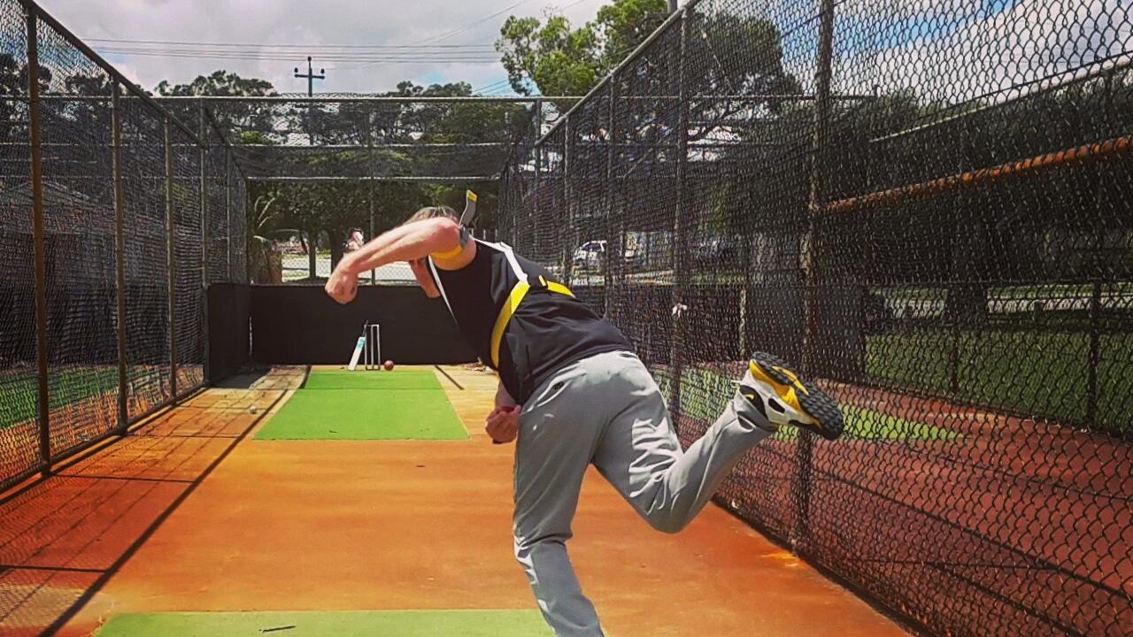 Bowling - Cricket Precise-2020 Power Training Aid