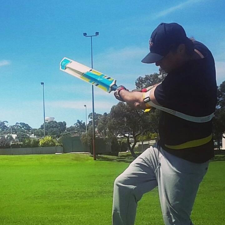 Cricket Power Batting Trainer