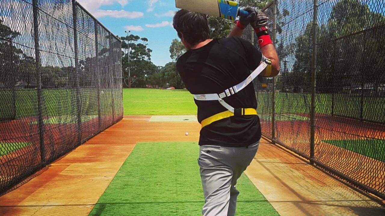 Batting Trainer - Cricket Precise-2020 Power Training Aid