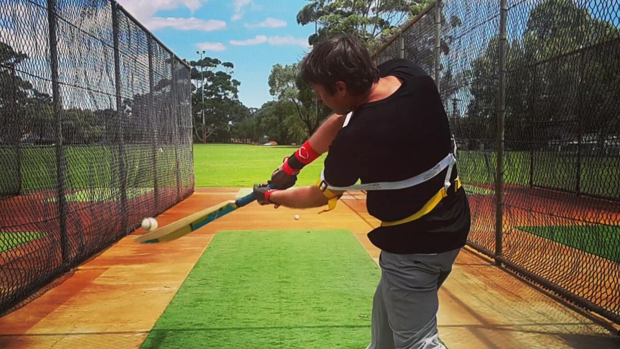 Power Batting - Cricket Precise-2020 Power Training Aid