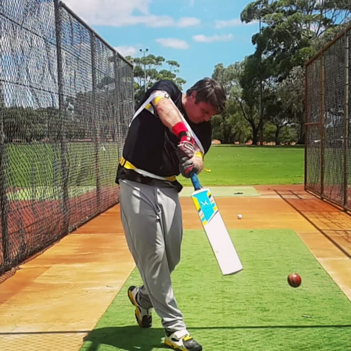 Cricket Precise-2020 Power Training Aid