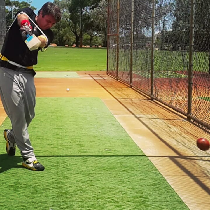 Cricket Batting Power Trainer