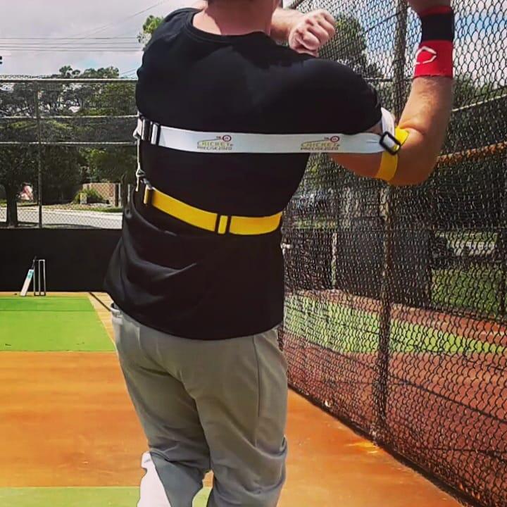 Fast Bowling Aid - Cricket Precise-2020 Power Training Aid