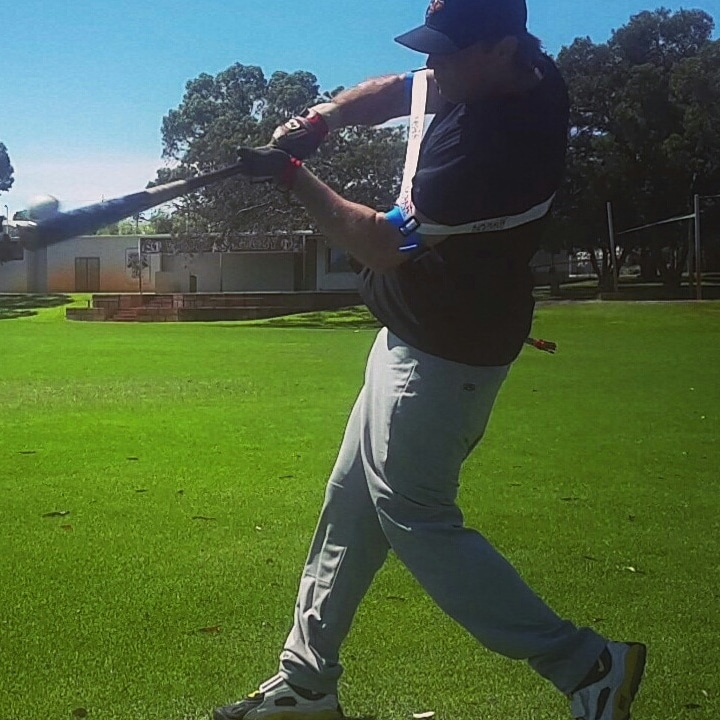 Laser Power Swing Trainer Baseball