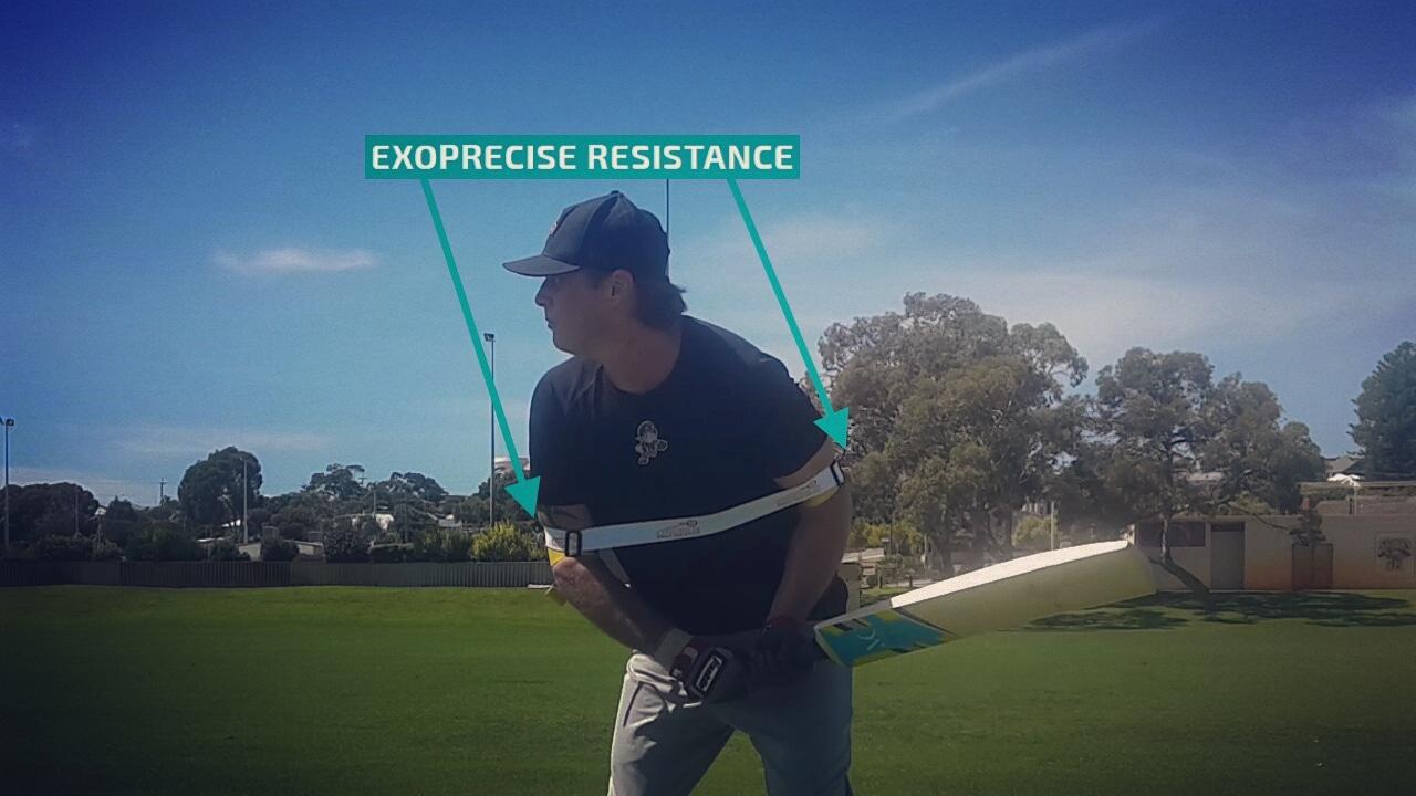 Batting Mechanics - Cricket Precise-2020 Power Training Aid